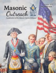 Masonic Outreach Magazine - Summer 2017 Cover