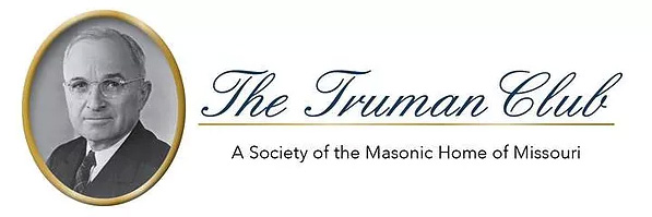Logo for the Truman Club through the Masonic Home of Missouri