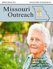 Missouri Outreach Magazine - Spring 2013