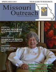 Missouri Outreach Magazine - Spring 2014