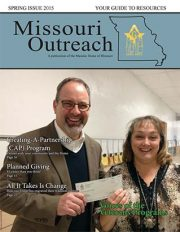 Missouri Outreach - Spring 2015