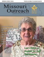 Missouri Outreach Magazine Spring 2016