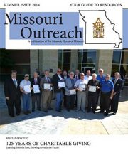 Masonic Home Missouri Outreach 2014