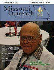 Missouri Outreach Magazine - Summer 2015