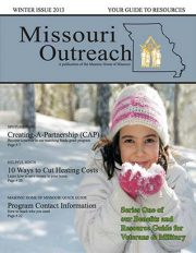 Missouri Outreach Magazine - Winter 2013