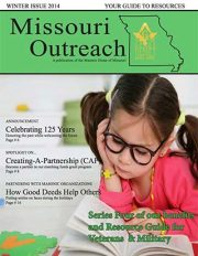 Missouri Outreach Magazine - Winter 2014